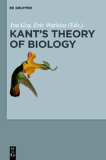 Kant's Theory of Biology